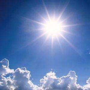 Zon en lucht