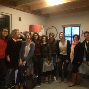 De dames die mee hebben gedaan aan deze editie van de Lof Leadership Journey # Sisterhood
